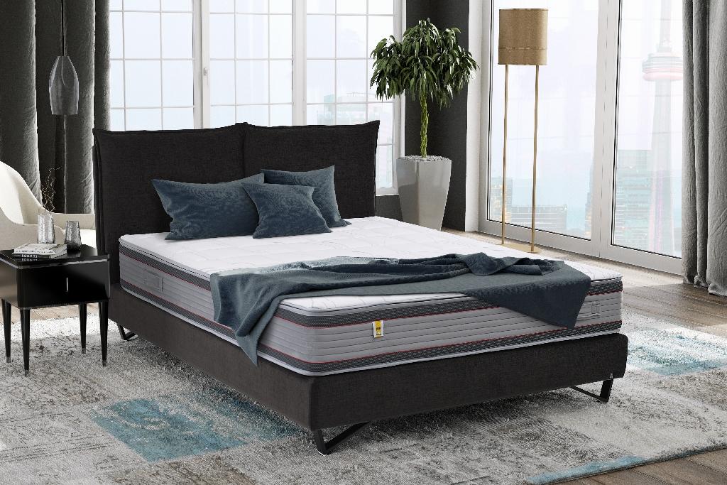 Łóżko JMB Round Pillow