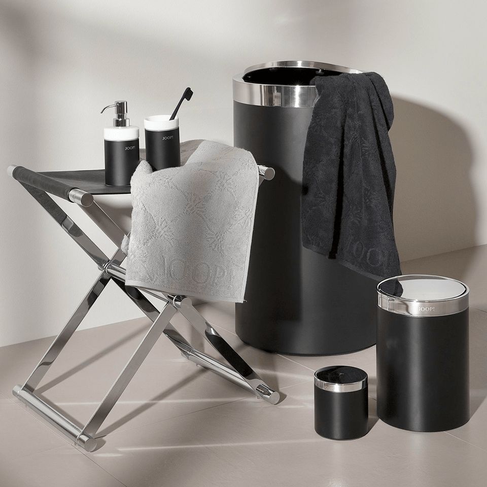 Akcesoria łazienkowe JOOP! Chromline Black
