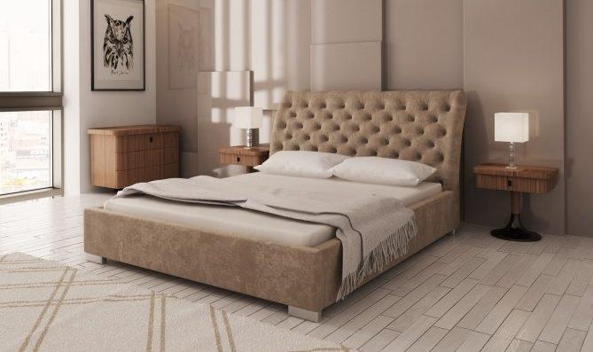 Łóżko model CONCEPT XXIV