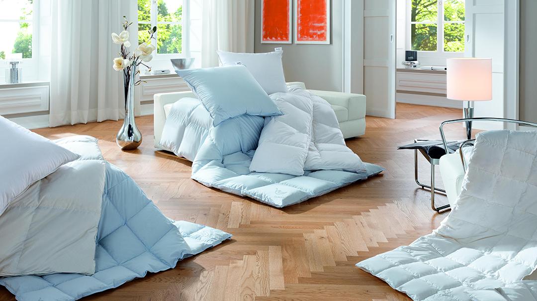 Walentynki w JMB Design! Kołdry i poduszki -40%